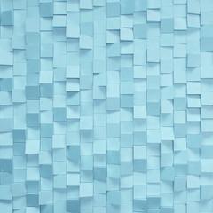 blue decorative wall