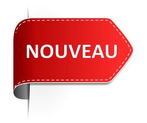 Label rouge Nouveau