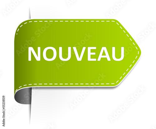 Label Nouveau verdure