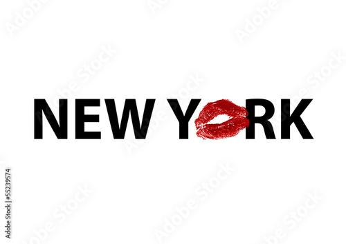 Fototapeten,new york,i love,bifi,charakter