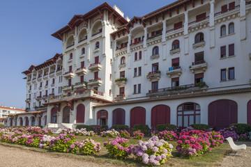 Immeuble du Pays Basque