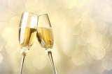 Celebration with champagne - Fine Art prints