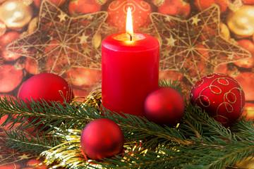 Weihnachtgesteck