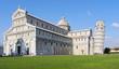 canvas print picture - Turm von Pisa