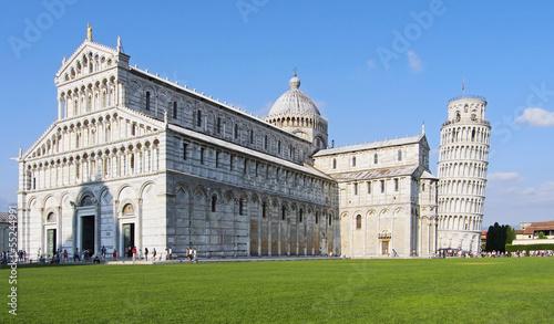 canvas print picture Turm von Pisa