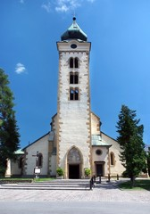 Roman-Catholic church of Saint Nicolaus