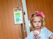 Hospitalized Girl
