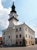 Historical Town Hall in Kezmarok