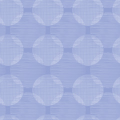 vector purple textile circles seamless patter background border