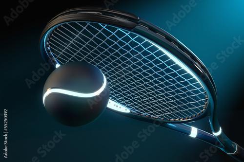Tennis Racket - 55250392