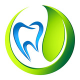 Zahnpflege - dental care sign