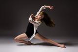 Fototapety Beautiful female dancer