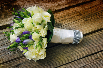 Wedding flowers,bouquet