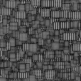 mosaic tile metal techno fragmented backdrop