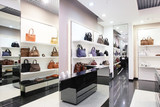 luxury european bag store