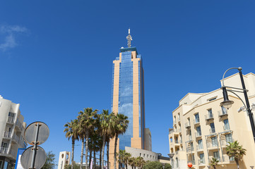 High Rise Tower in St.Julians, Malta