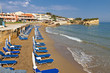 Canal d'amour beach at Sidari, Corfu island, Greece