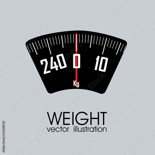 abstract weight