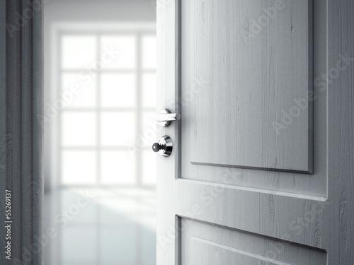 door in room