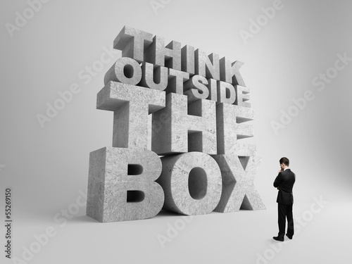 big think outside the box