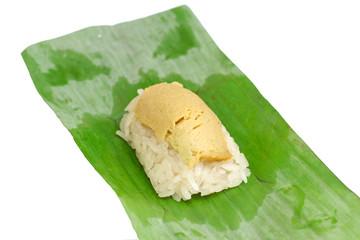 Thai dessert, Kao nio sangkhaya