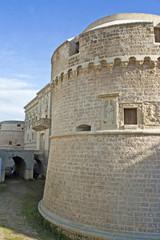 Castello di Corigliano d'Otranto, Salento