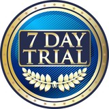 Seven Day Trial Blue Medal