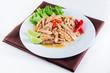 Thai spicy tuna