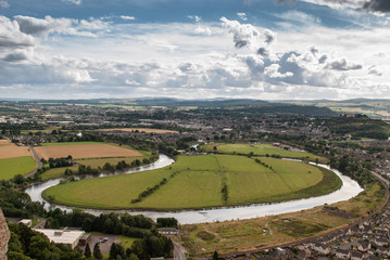 Battle of Stirling Bridge Scotland