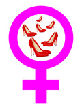 Femminicidio - scarpe rosse