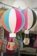Miniature balloons