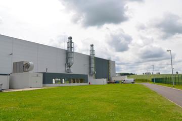 Industrieanlage // industry unit