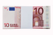 10 x 10 Euro