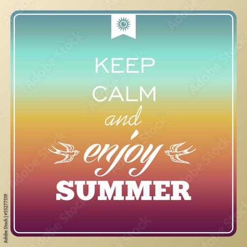 plakat-retro-wakacje-letnie