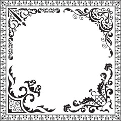 Corner design set