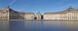 La place de la bourse à Bordeaux (Gironde) - 55280917