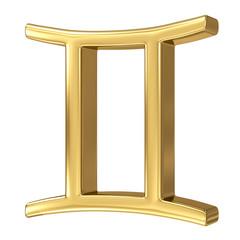 Horoscope: golden sign of the zodiac - Gemini