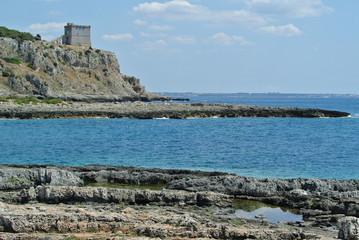 Torre Saracena a Porto Selvaggio
