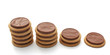 Biscuits avec du chocolat