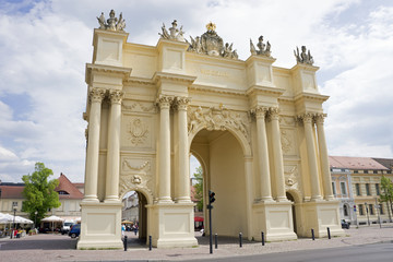 Brandenburger Tor in Potsdam,Deutschland