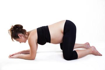 Pregnancy and yoga