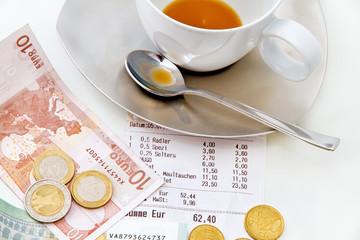 Rechnung bezahlen