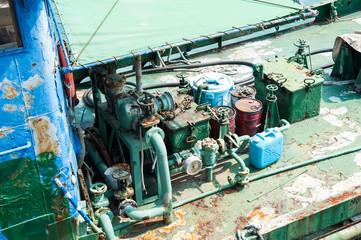 船の積載物