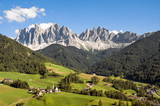 Odle,Val di Funes,Sudtirol,Italia