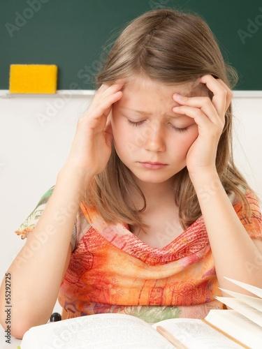 Leistungsdruck in der Schule