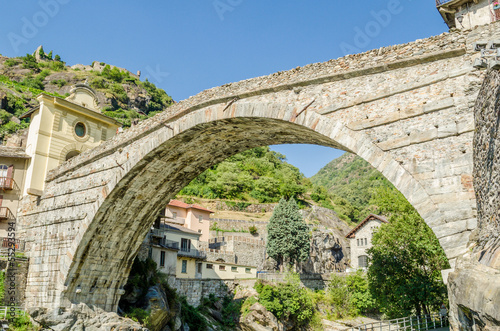 Pont-Saint-Martin, Aosta Valley
