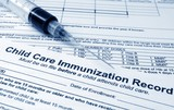 Immunization concept poster