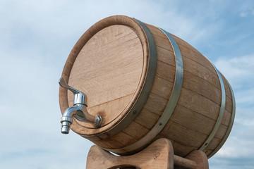 oak wine cask