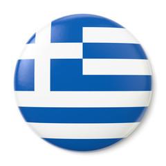Greece States Pin-back