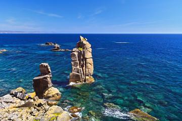 Sardegna - Le Colonne, Carloforte